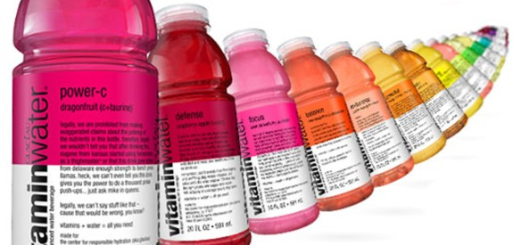 vitaminwater facings